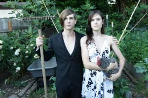 Elizabeth and Dylan